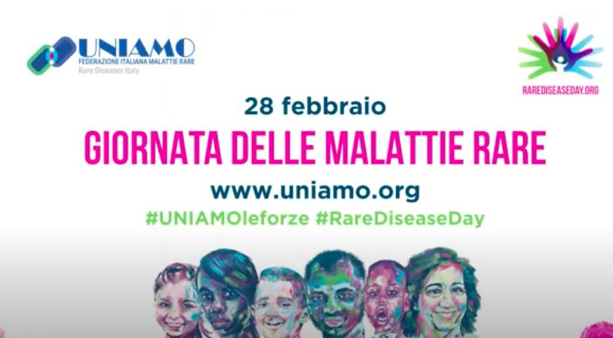 28 febbraio – giornata delle Malattie rare – #raredisanseday
